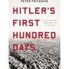 Book cover of Fritzsche's Hitler's First Hundred Days